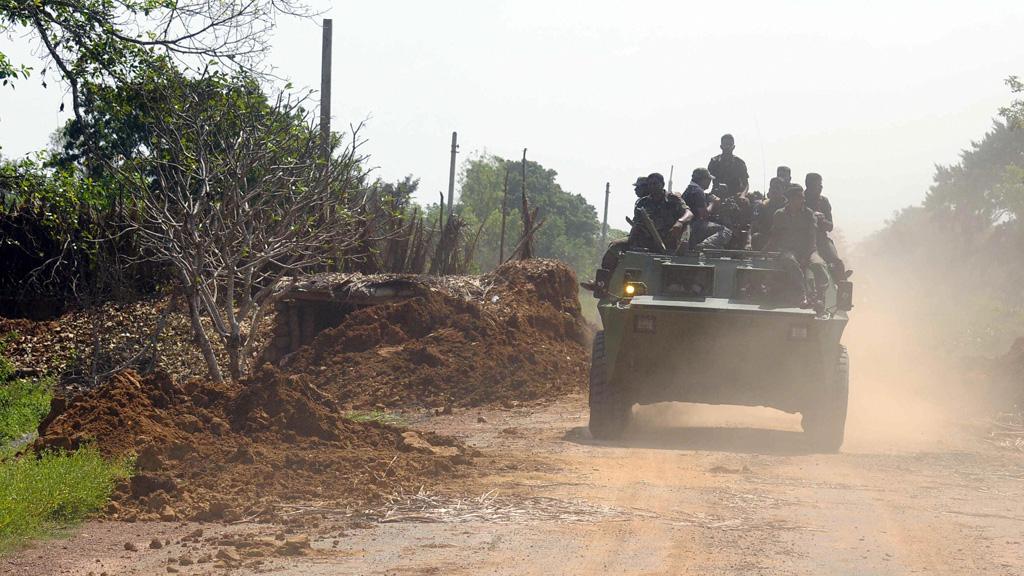 UK presses Sri Lanka over Channel 4s war crimes film