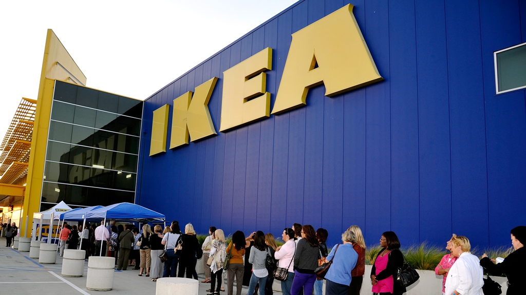ikea regrets use of forced labour in east germany channel 4 news. Black Bedroom Furniture Sets. Home Design Ideas