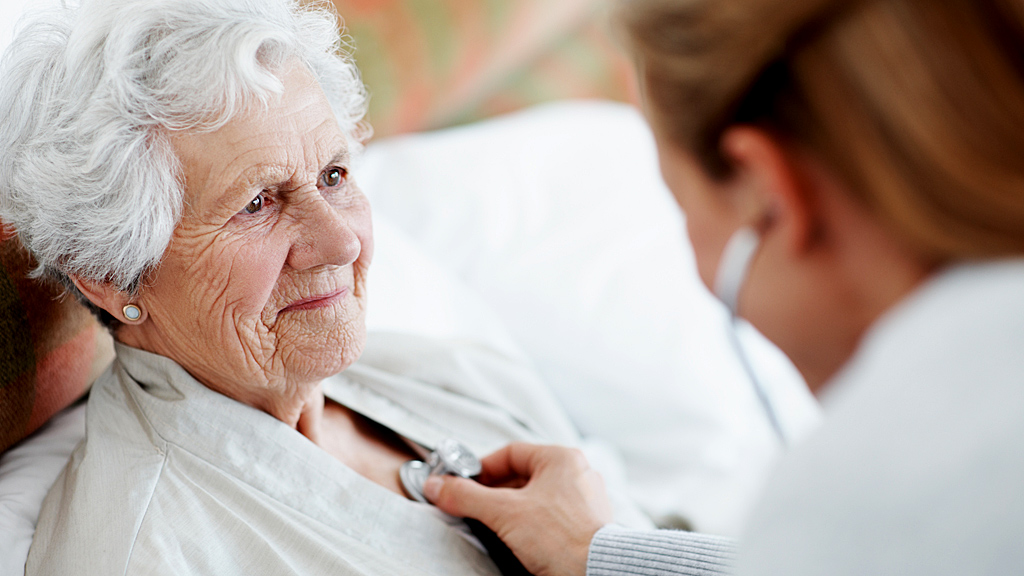 Caring For Elderly People