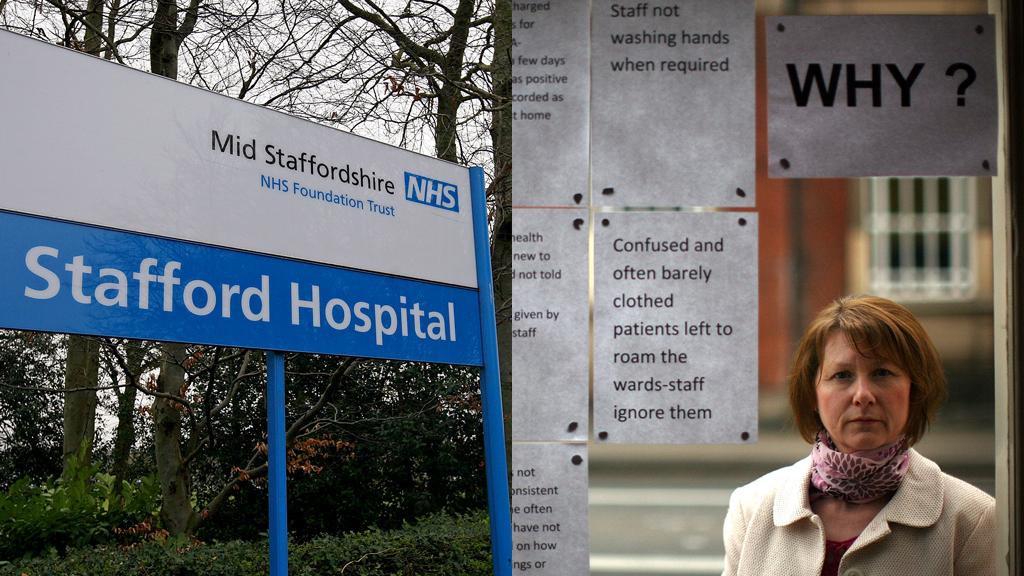 Stafford Hospital: Health Secretary Hunt agrees to dissolve trust