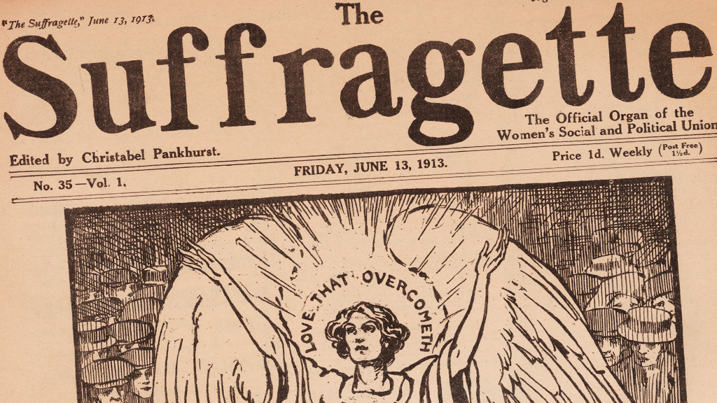 emily davison suicide protest essay In her book the suffragette movement, sylvia pankhurst, looking  davison had  planned the protest with a fellow militant in whose flat she.