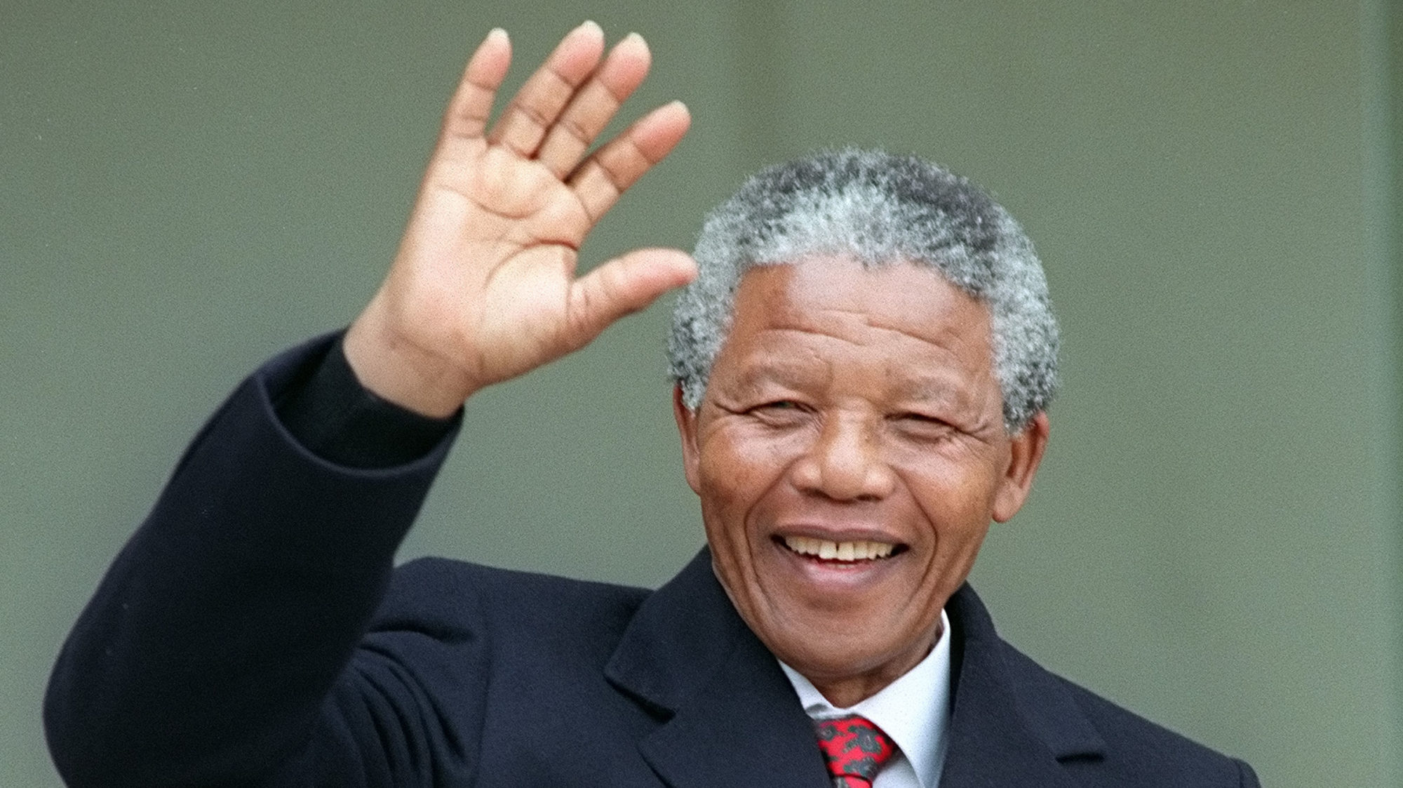 Mandela was the world's most admired and most revered public figure