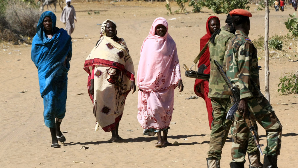 Sudan Army Raped More Than 200 Women And Girls  Channel -6204