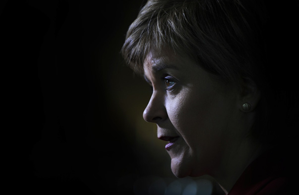BRITAIN-POLITICS-VOTE-SNP