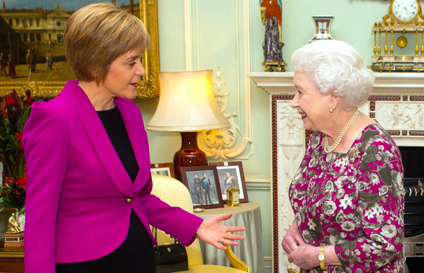 BRITAIN-SCOTLAND-ROYAL