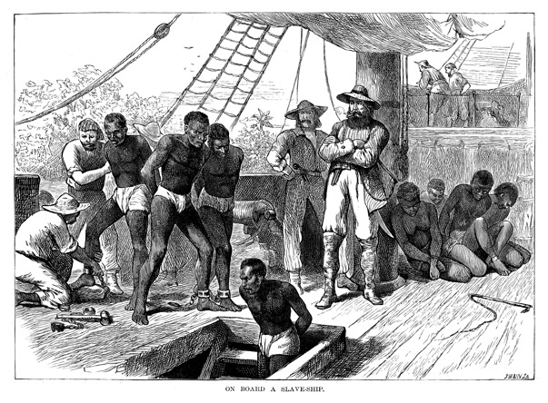 the genesis of slavery and colonization of the english on various nations Colonization, indigenization, and the differential  indigenization, and the differential evolution of  of english since the colonization of various parts.