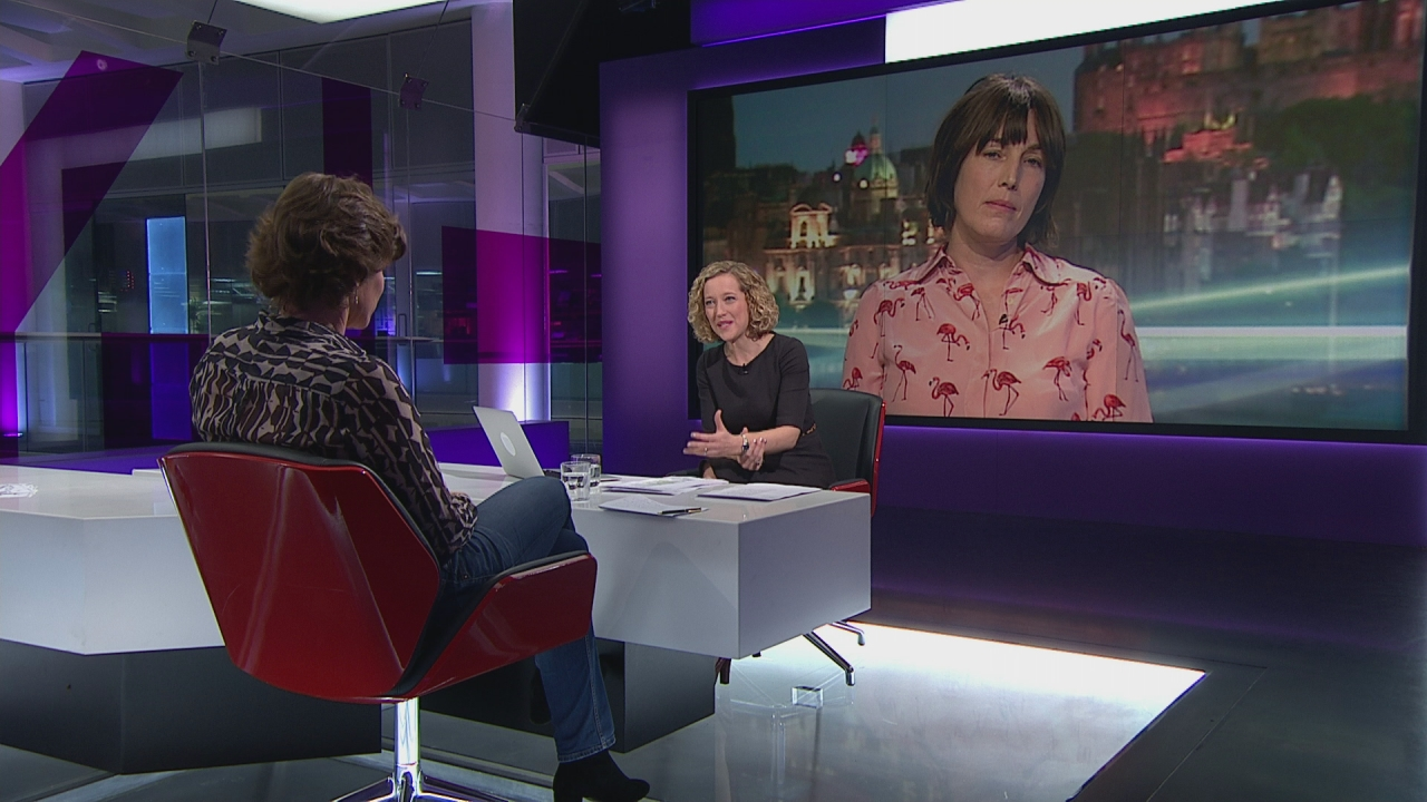 Professor Mariana Mazzucato and Merryn Somerset Webb interview