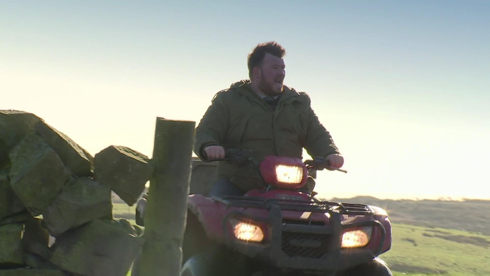 Scottish farmer