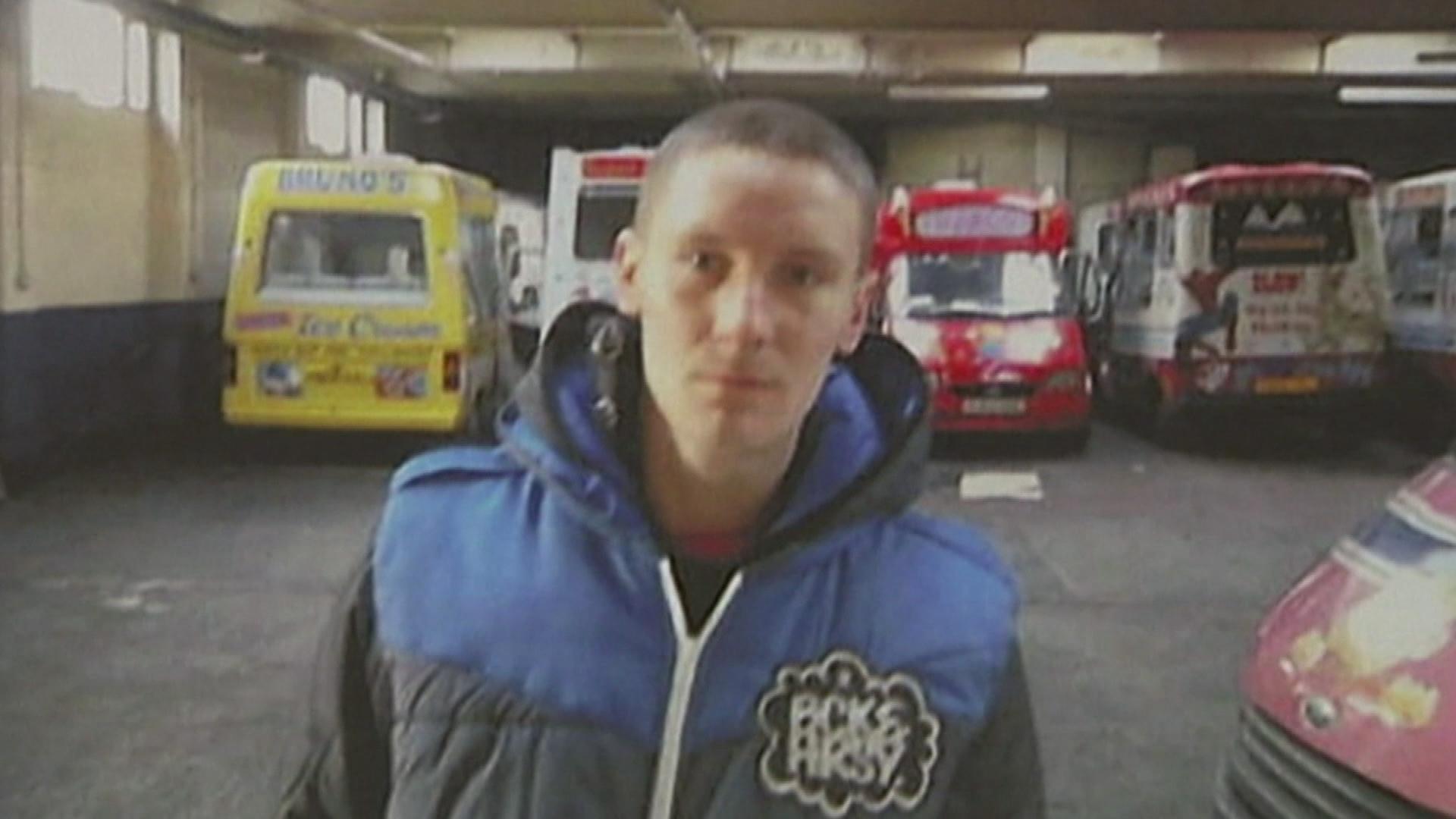 Taser victim Jordan Begley