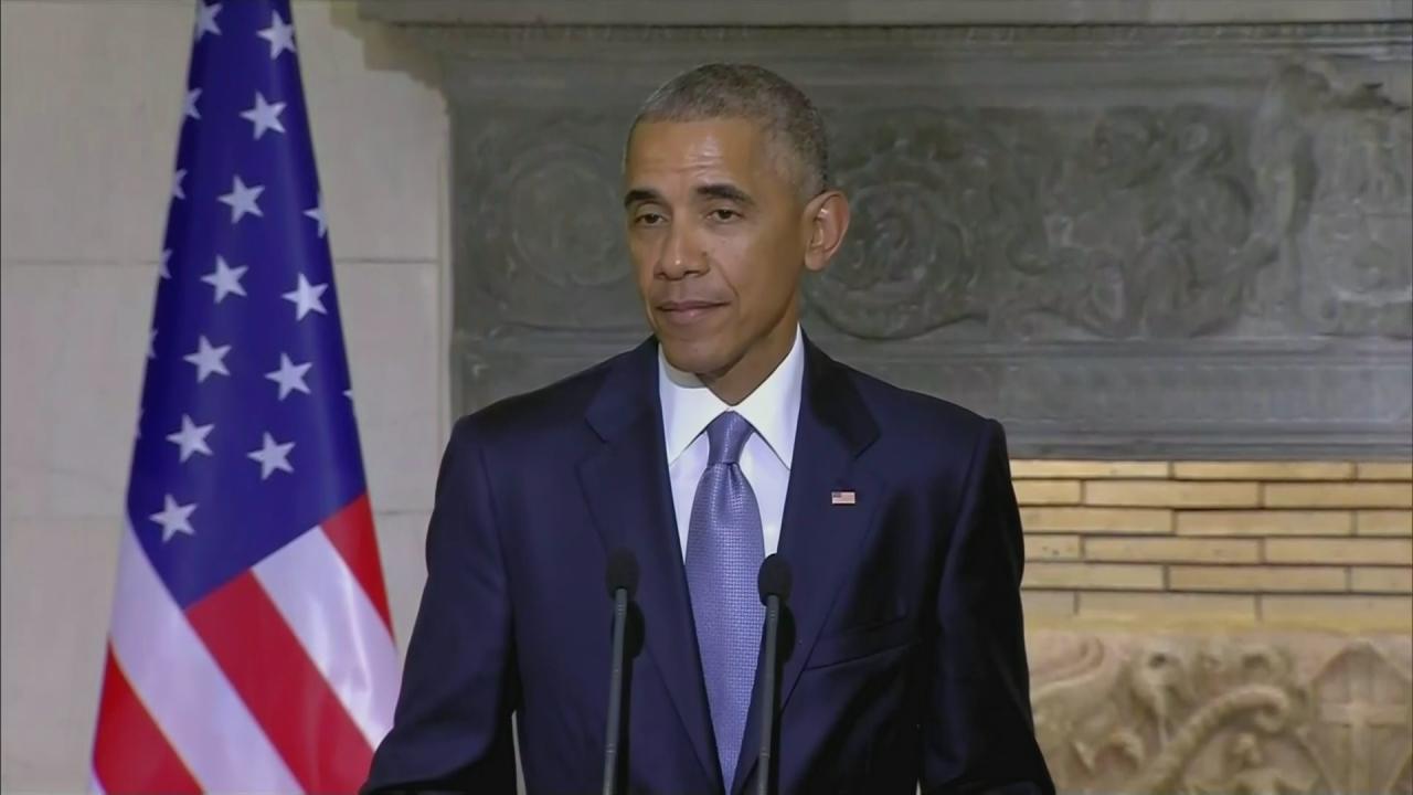 Obama in Europe