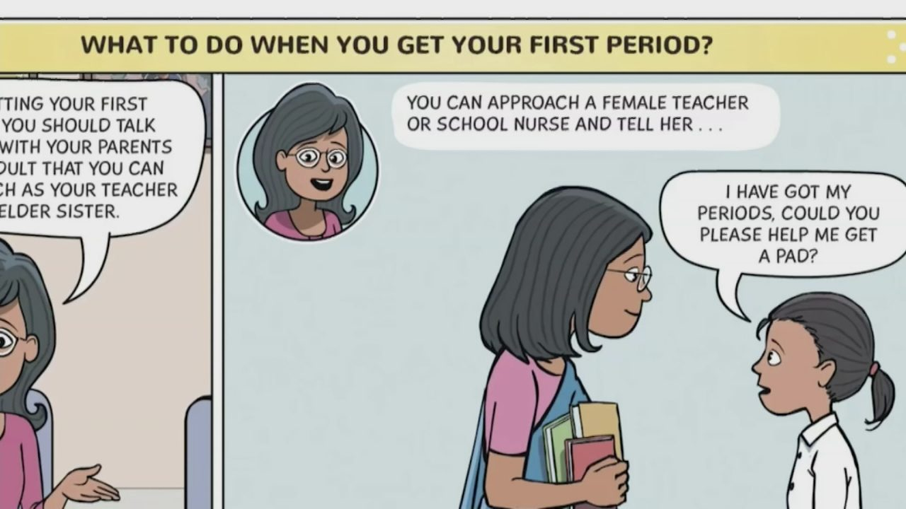 breaking the taboo of periods in india
