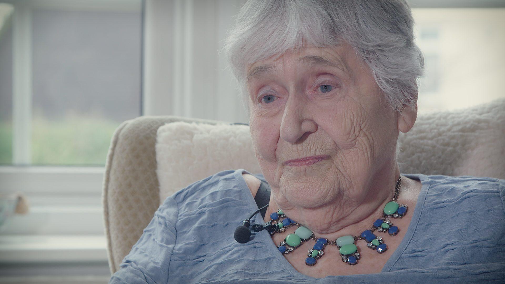 holocaust survivor lydia tischler   u2018they couldn u2019t remove