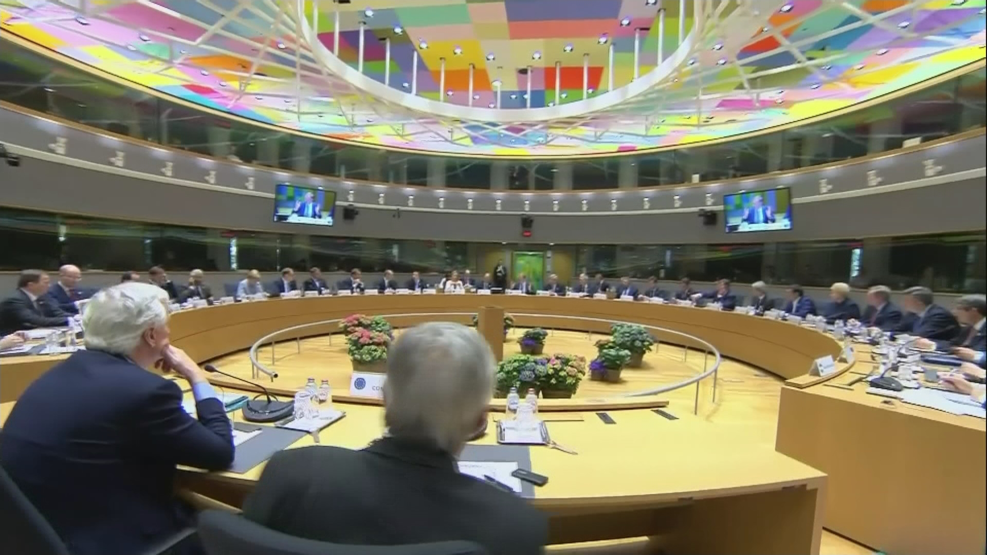 EU 27 LEADERS