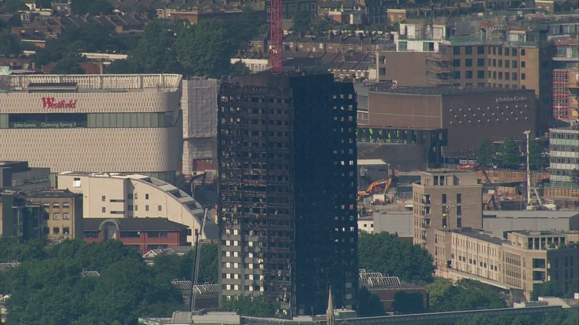 Full public inquiry ordered into Grenfell Tower disaster
