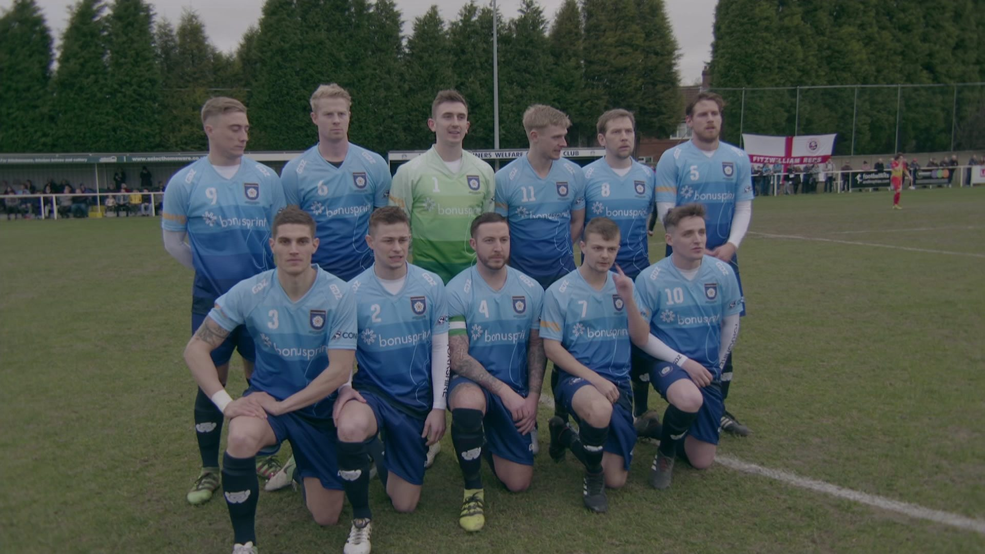 Yorkshire Football Team Debuts On World Stage